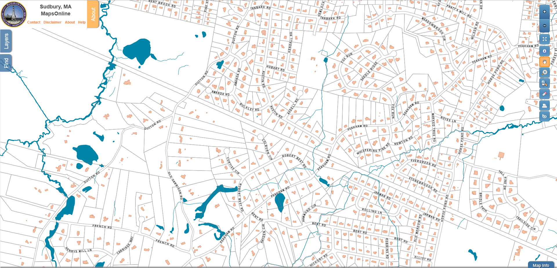 Maps Protect Sudbury